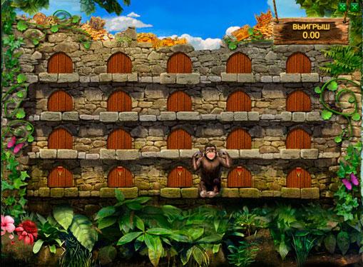 插槽的獎金遊戲Happy Jungle
