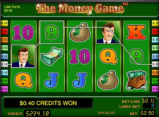 Money Game在線播放插槽